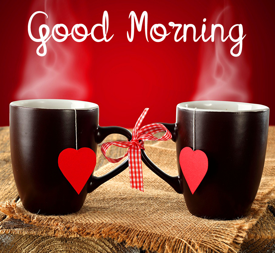 Love Cups Good Morning Picture