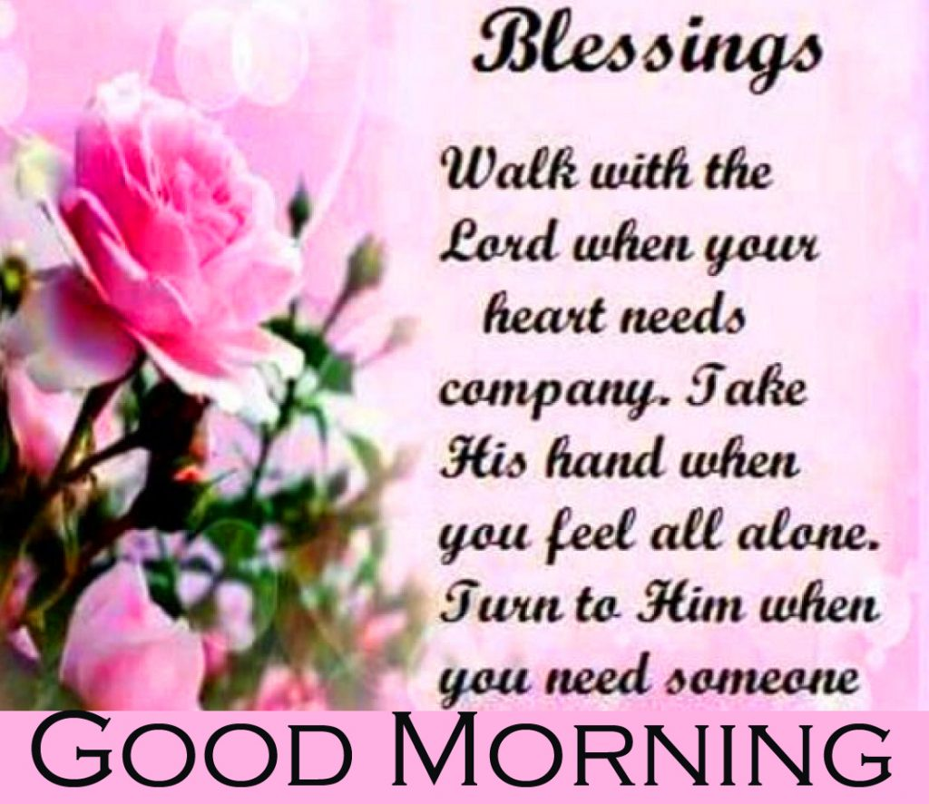 52+ Good Morning Blessings Images