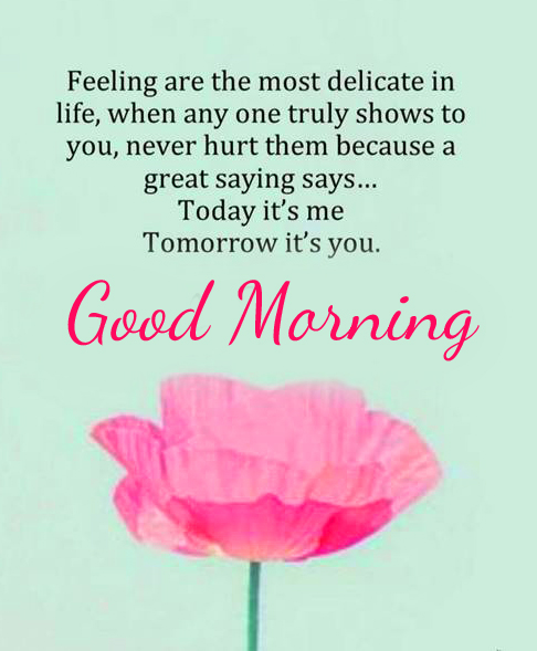 Positive Quote Good Morning Pic