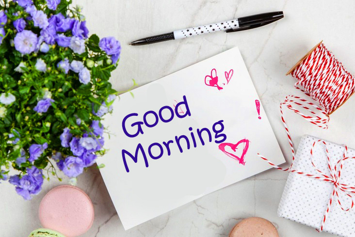 Romantic Good Morning Picture