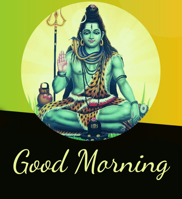 Shiva Best Good Morning Picture HD