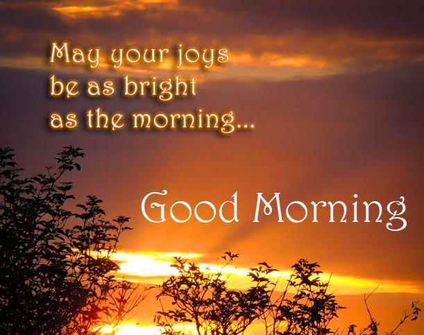 Sunshine Blessing Quote Good Morning Picture
