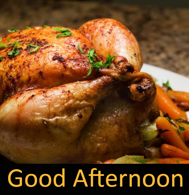Good Afternoon Best Lunch HD Picture
