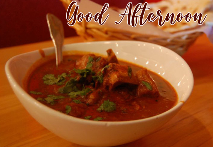 HD Chicken Curry Good Afternoon Picture