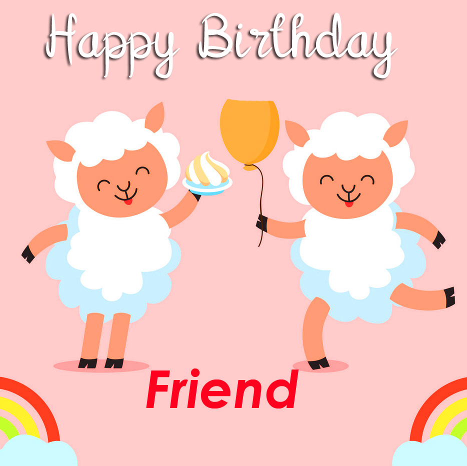 Happy Birthday Greeting Animated Picture