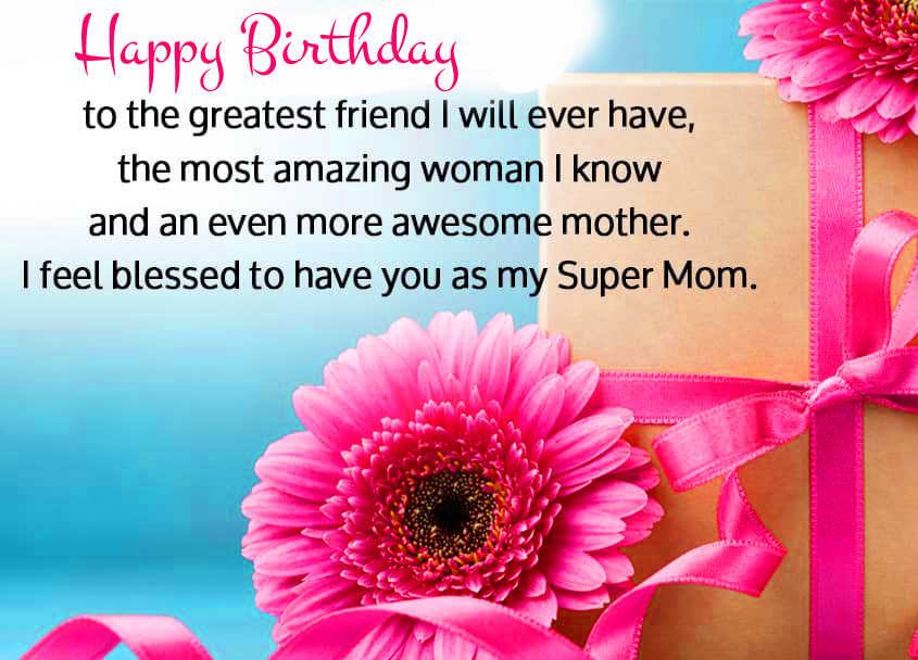 Latest Flowers Happy Birthday Message Picture