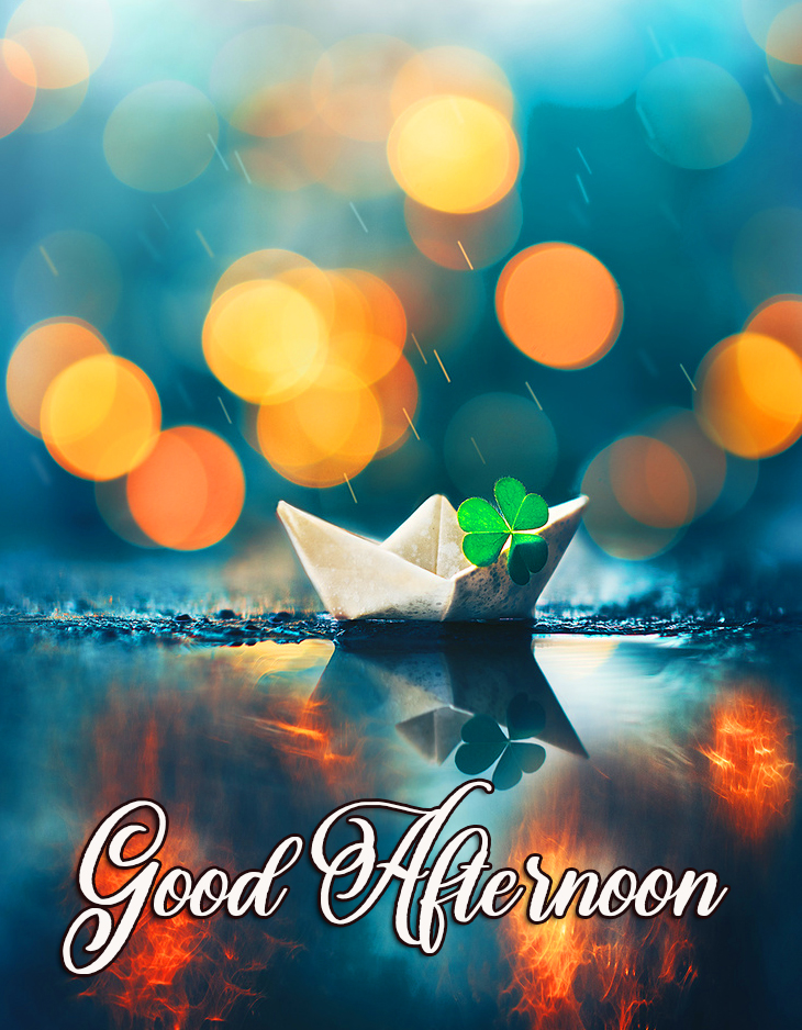 Latest Good Afternoon Image HD