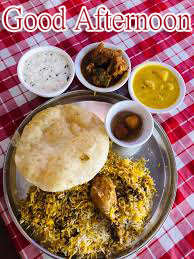 Latest Lunch HD Good Afternoon Picture